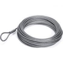 Ersatzdrahtseil für Warn Seilwinden